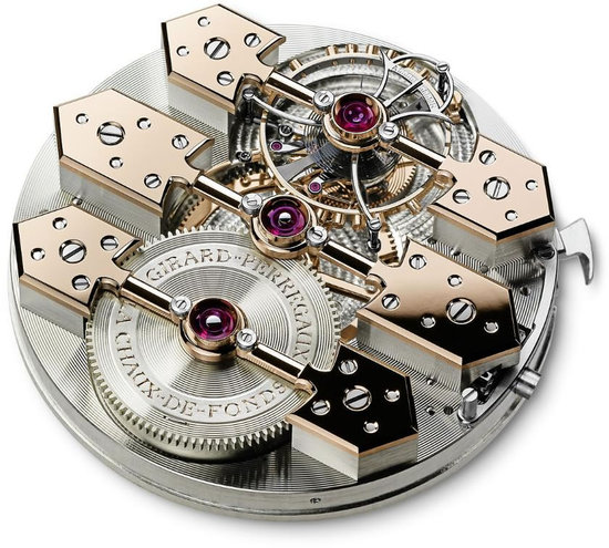 Girard Perregaux Tourbillon Vintage 1945 Movement
