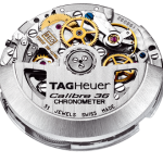 Tag Heuer Calibre 36 movement