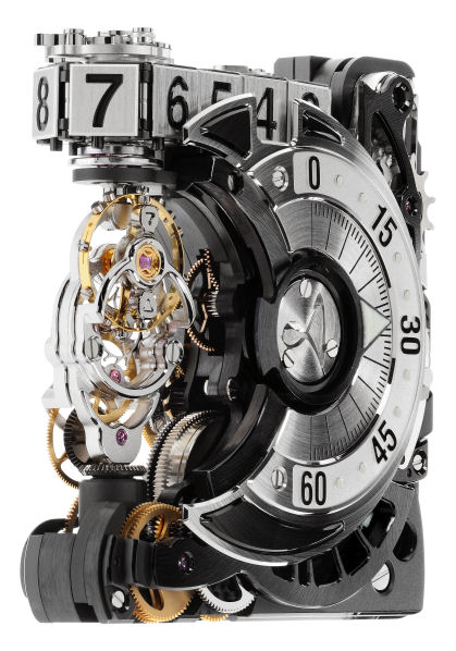 Hautlence HL2 movement