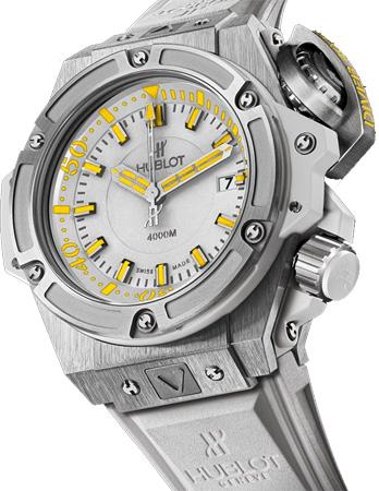 Oceanographic 4000 Cheval Blanc Randheli
