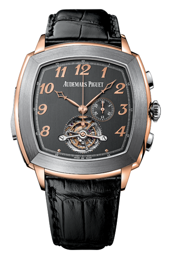 audemars piguet repetition minutes tourbillon chronograph