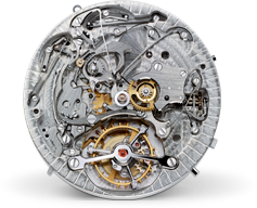 Tradition Minute Repeater Tourbillon Chronograph front