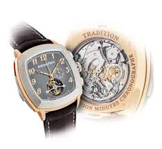Tradition Minute Repeater Tourbillon Chronograph