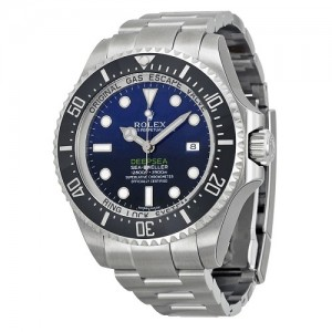 rolex sea dweller deepsea james cameron